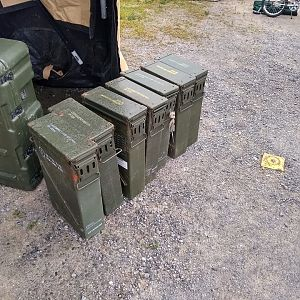 81mm Ammo Cans