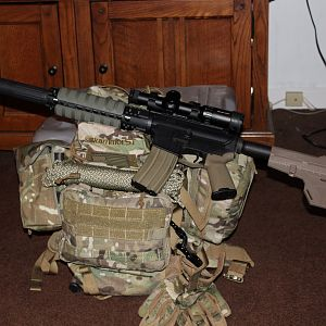 MK18 with GHB